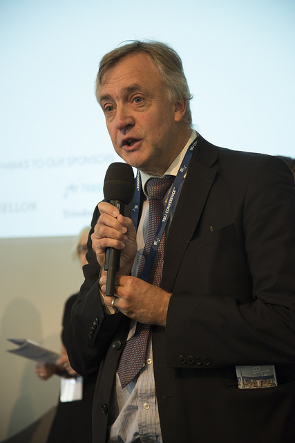 Arthur Wood, Founding Partner at Total Impact Capital