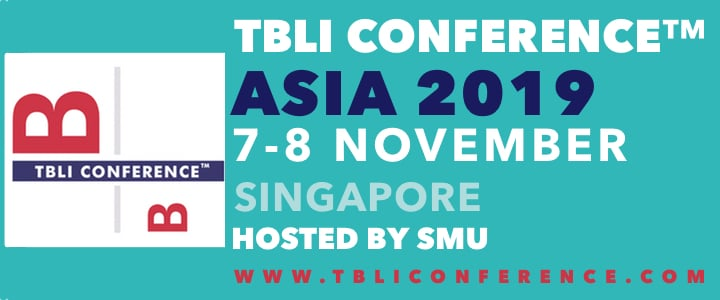 TBLI Conference ASIA 2019